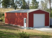Outdoor Storage & Workshop